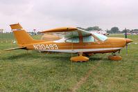 N30493 @ OSH - Aircraft in the camping areas at 2011 Oshkosh