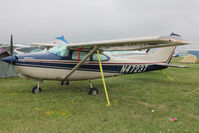 N4723T @ OSH - Aircraft in the camping areas at 2011 Oshkosh