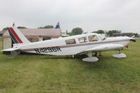 N4296R @ OSH - Aircraft in the camping areas at 2011 Oshkosh