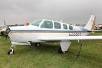 N66863 @ OSH - Aircraft in the camping areas at 2011 Oshkosh
