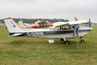 C-GIWM @ OSH - Aircraft in the camping areas at 2011 Oshkosh - by Terry Fletcher