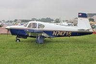 N74715 @ OSH - Aircraft in the camping areas at 2011 Oshkosh