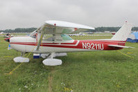 N9211U @ OSH - Aircraft in the camping areas at 2011 Oshkosh