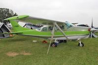 C-GUEK @ OSH - Aircraft in the camping areas at 2011 Oshkosh