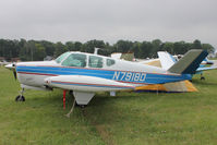 N7918D @ OSH - Aircraft in the camping areas at 2011 Oshkosh