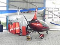 D-MNCI @ EHLE - Flying School Lelystad Airport - by Henk Geerlings
