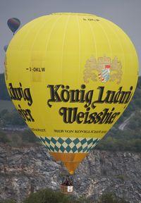 D-OKLW - WIM 2011 König Ludwig Weissbier - by ghans