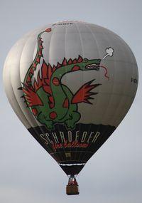 D-OOFB - WIM 2011 Schroeder Fireballoons - by ghans