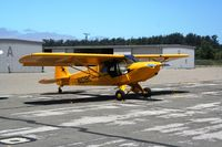 N10BC @ KLPC - Lompoc Piper Cub fly in 2011 - by Nick Taylor Photography