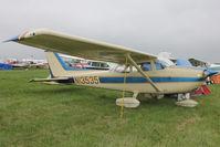 N13535 @ OSH - Aircraft in the camping areas at 2011 Oshkosh