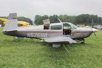 N5759B @ OSH - Aircraft in the camping areas at 2011 Oshkosh