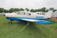 N6639P @ OSH - Aircraft in the camping areas at 2011 Oshkosh