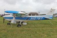 N10787 @ OSH - Aircraft in the camping areas at 2011 Oshkosh