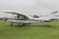 N4616C @ OSH - Aircraft in the camping areas at 2011 Oshkosh