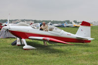 N44FH @ OSH - Aircraft in the camping areas at 2011 Oshkosh