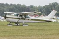N96594 @ OSH - Aircraft in the camping areas at 2011 Oshkosh