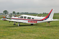 N1806H @ OSH - Aircraft in the camping areas at 2011 Oshkosh