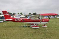 N60115 @ OSH - Aircraft in the camping areas at 2011 Oshkosh