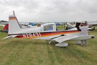 N28431 @ OSH - Aircraft in the camping areas at 2011 Oshkosh