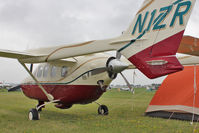 N1ZR @ OSH - Aircraft in the camping areas at 2011 Oshkosh