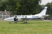 N222KD @ OSH - Aircraft in the camping areas at 2011 Oshkosh