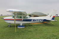 N75842 @ OSH - Aircraft in the camping areas at 2011 Oshkosh