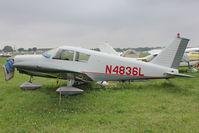 N4836L @ OSH - Aircraft in the camping areas at 2011 Oshkosh