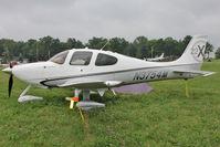N3754M @ OSH - Aircraft in the camping areas at 2011 Oshkosh