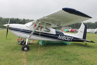 N180DT @ OSH - Aircraft in the camping areas at 2011 Oshkosh