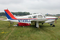 N7430J @ OSH - Aircraft in the camping areas at 2011 Oshkosh
