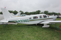 N4336D @ OSH - Aircraft in the camping areas at 2011 Oshkosh
