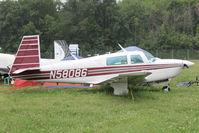 N58086 @ OSH - Aircraft in the camping areas at 2011 Oshkosh