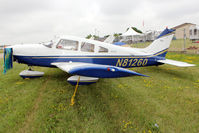 N81260 @ OSH - Aircraft in the camping areas at 2011 Oshkosh