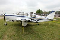 N7645N @ OSH - Aircraft in the camping areas at 2011 Oshkosh