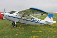 N10JZ @ OSH - Aircraft in the camping areas at 2011 Oshkosh - by Terry Fletcher