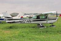 N10749 @ OSH - Aircraft in the camping areas at 2011 Oshkosh