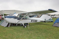 N733MD @ OSH - Aircraft in the camping areas at 2011 Oshkosh
