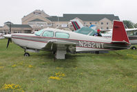 N252WT @ OSH - Aircraft in the camping areas at 2011 Oshkosh