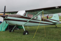 N1881C @ OSH - Aircraft in the camping areas at 2011 Oshkosh