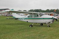 N6457B @ OSH - Aircraft in the camping areas at 2011 Oshkosh