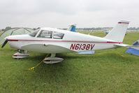 N6138V @ OSH - Aircraft in the camping areas at 2011 Oshkosh