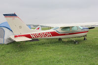 N1590H @ OSH - Aircraft in the camping areas at 2011 Oshkosh