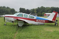 N33YM @ OSH - Aircraft in the camping areas at 2011 Oshkosh