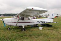 C-FPAK @ OSH - Aircraft in the camping areas at 2011 Oshkosh