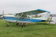 N9513G @ OSH - Aircraft in the camping areas at 2011 Oshkosh