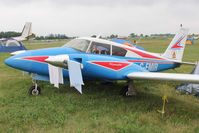 C-FMIR @ OSH - Aircraft in the camping areas at 2011 Oshkosh - by Terry Fletcher