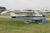 N8705G @ OSH - Aircraft in the camping areas at 2011 Oshkosh