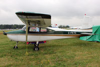 C-FKTC @ OSH - Aircraft in the camping areas at 2011 Oshkosh - by Terry Fletcher