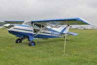 N6144M @ OSH - Aircraft in the camping areas at 2011 Oshkosh