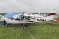 N8056G @ OSH - Aircraft in the camping areas at 2011 Oshkosh